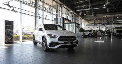 Noul Mercedes GLA, SUV-ul entry level din gama germanilor