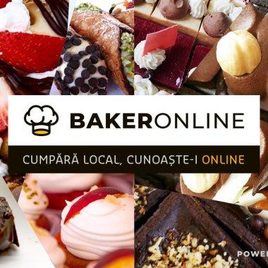 BakerOnline.ro, platformă gratuită pentru patiseriile ce vor să se mute online