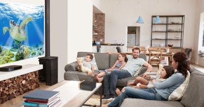 Coronavirus: piața locală de videoproiectoare a crescut cu 32% în T1 2020