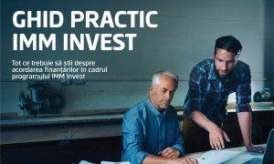 Ghidul IMM Invest: informații pentru a accesa creditele garantate de stat