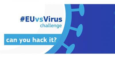 EUvsVirus Hackathon: inițiative antreprenoriale adresate provocărilor pandemiei