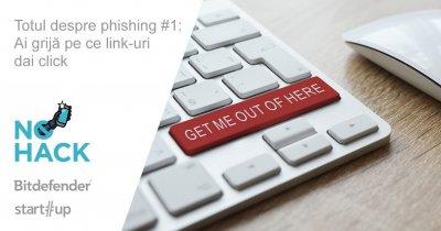 #NOHACK - Cum îți fură ingineria socială datele și banii de pe cont