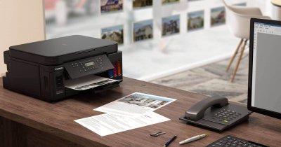 Biroul de acasă, powered by Canon