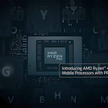 Noile procesoare AMD Ryzen Pro 4000 Series sunt pentru ultrabook-uri puternice