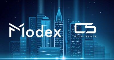Startup-ul românesc Modex a fost acceptat la un accelerator din Statele Unite