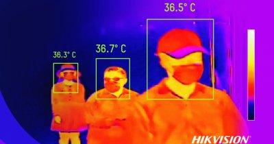 Cum funcționează termoscanerele la fabrica Dacia și cum le poți instala și tu