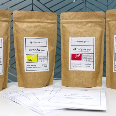 xpresscups, serviciu de abonamente pentru iubitorii cafelei de specialitate
