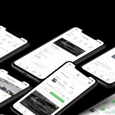 Autopia: aplicație locală de unde administrezi mașina. Ofertă pentru service-uri