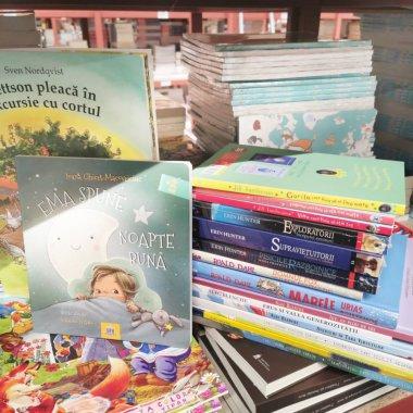 "Coronavirus | Vânzări pentru copii: Tom Sawyer și ""Să țesem frumos"""
