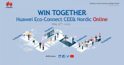 Huawei vrea să pregătească 18.000 de studenți din CEE și Regiunea Nordică