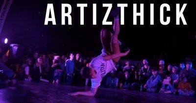 Solidaritate | Artizthick, din dragoste pentru dansul orașelor