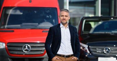 Ofertă de la Mercedes pentru antreprenori: primele 4 rate de leasing gratuite