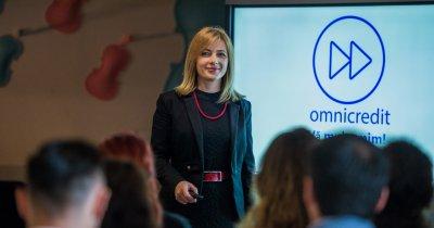 Omnicredit a finanțat 1500 de firme cu 12 milioane de euro într-un an