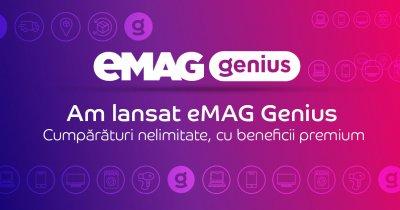 eMAG lansează serviciu premium cu livrare rapidă și gratuită la produse