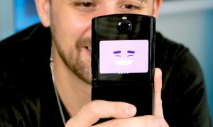 Review Motorola razr - Statement demn de un fashion icon
