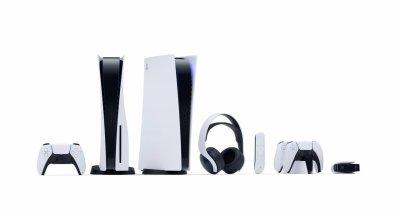 Sony prezintă consola PlayStation 5 și câteva zeci de jocuri