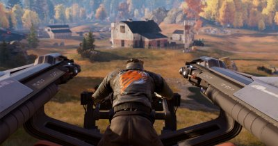 Activități de weekend: REVIEW Disintegration - un joc hibrid FPS-RTS de duminică