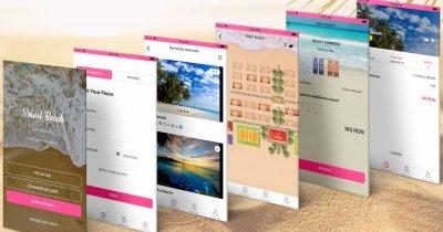 Românii care digitalizează plaja: Smart Beach te ajută să închiriezi șezlong