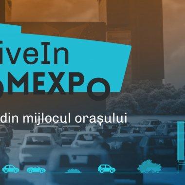 DriveIn la Romexpo: spațiu de evenimente în aer liber