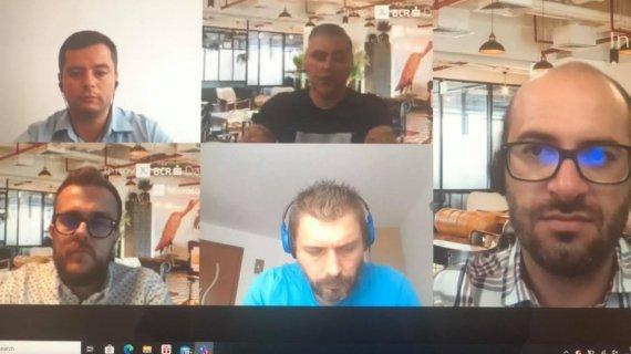 VIDEO Cele mai bune startup-uri ale acceleratorului BCR InnovX, grupa 2020