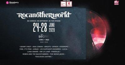 Rocanotherworld: festivalul cu muzică alternativă și solidaritate de la Iași