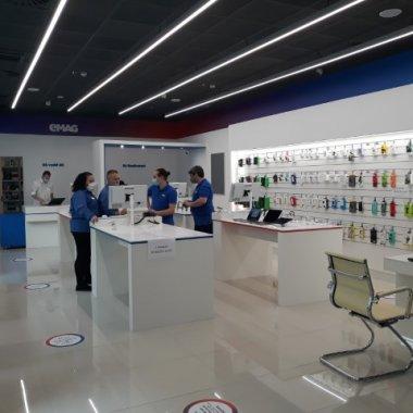 eMAG deschide primul showroom de la Budapesta