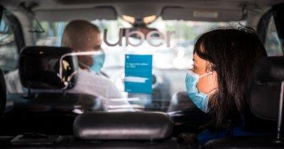 Uber se lansează la Constanța, al șaselea oraș din România pentru companie