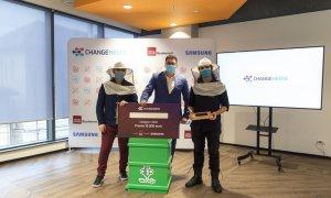 Și stupii se digitalizează: Venomia, aplicația câștigătoare la Changeneers 2020