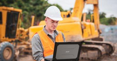Laptop de șantier: Acer lansează seria Enduro ca să concureze Panasonic