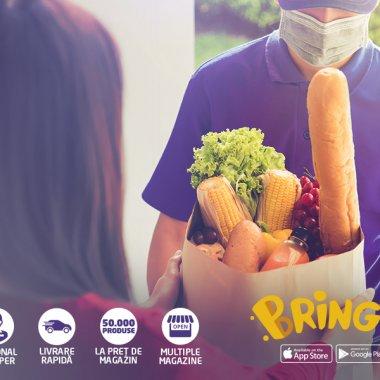 Bringo se extinde în șase orașe din România. Țintește localități mici și medii