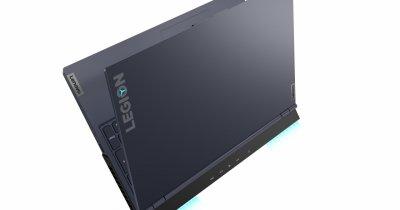 Lenovo și-a prezentat portofoliul de laptop-uri de gaming: ce au special