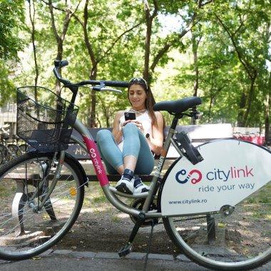 Românii de la Citylink adaugă și opțiunea de bike sharing