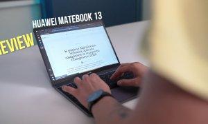 Review Huawei Matebook 13 cu AMD Ryzen 5 - laptopul care te va surprinde