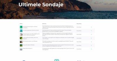 eConsultare, prima platformă de consultare și votare din România