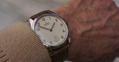 Peren Hintz: ceasul cu istorie în Făgăraș, creat de un român în Elveția