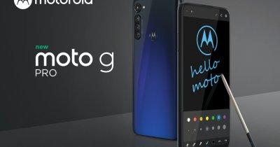 Motorola moto g pro în România: telefonul pentru antreprenorii cumpătați
