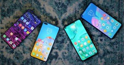 REVIEW Huawei P40 Pro, P40, P40 Lite, P40 Lite E: Care e potrivit pentru tine?