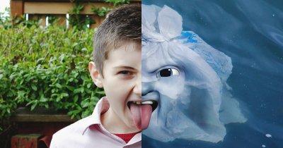 Cum văd copiii viitorul planetei: Lucrare de artă interactivă și colaborativă