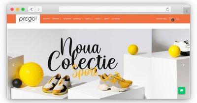 Producătorul român de încălțăminte Prego, automatizare prin FamShop