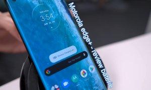 Review baterie Motorola edge+: Cel mai rezistent smartphone 5G