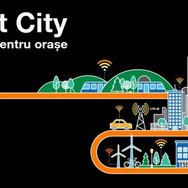 Orange implementează rețea LoRaWAN pentru smart city în București și Iași