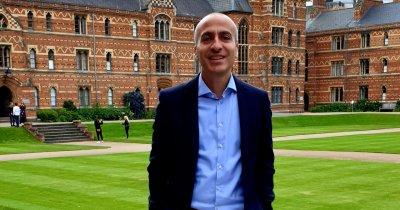 Român, membru în board-ul Oxford: De ce să faci un MBA când ești manager?