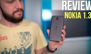 Review Nokia 1.3 - Ce știe să facă un smartphone de 430 de lei?