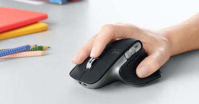 Logitech anunță lansarea MX Master 3 și MX Keys pentru Mac