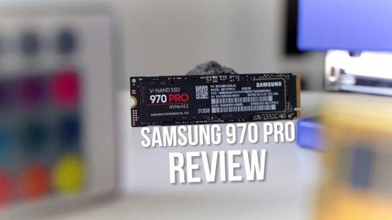 REVIEW Samsung 970 Pro - cel mai bun SSD pentru sistemul tău?