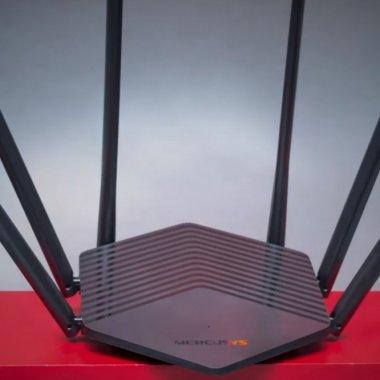 Mercusys lansează routerul MR50G AC1900 Dual Band Gigabit la un preț accesibil