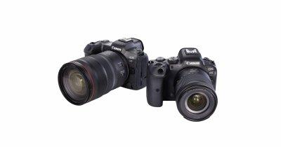 Canon lansează primul aparat foto full frame mirrorless ce filmează 8K