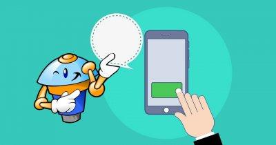 Roboții Druid discută cu clienții Fan Courier pe site și Messenger