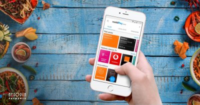 S-a lansat mobilPay Delivery, platforma pentru comenzi de la afaceri locale