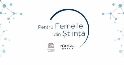 L'Oréal-UNESCO Pentru Femeile din Știință: înscrieri deschise